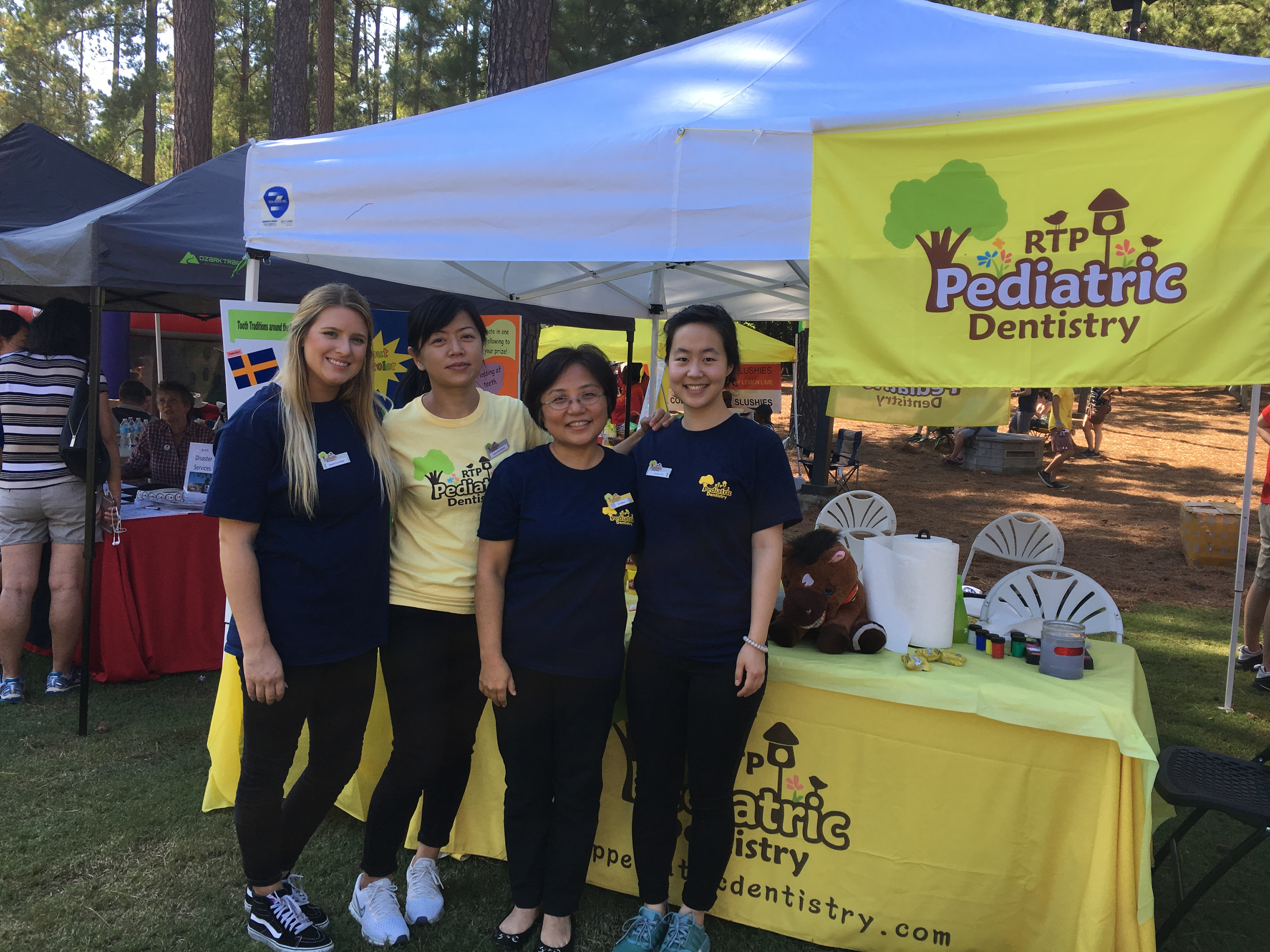 RTP Pediatric Dentistry Dragon Boat 2016