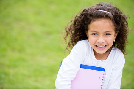 Girl - Pediatric Dentistry in Research Triangle Park, CA